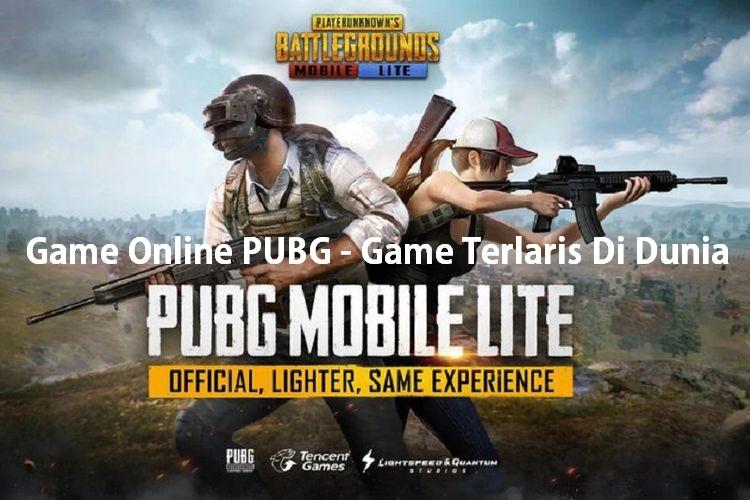 Game Online PUBG – Game Terlaris Di Dunia
