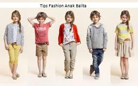 Deretan Tips Fashion Untuk Anak Balita!